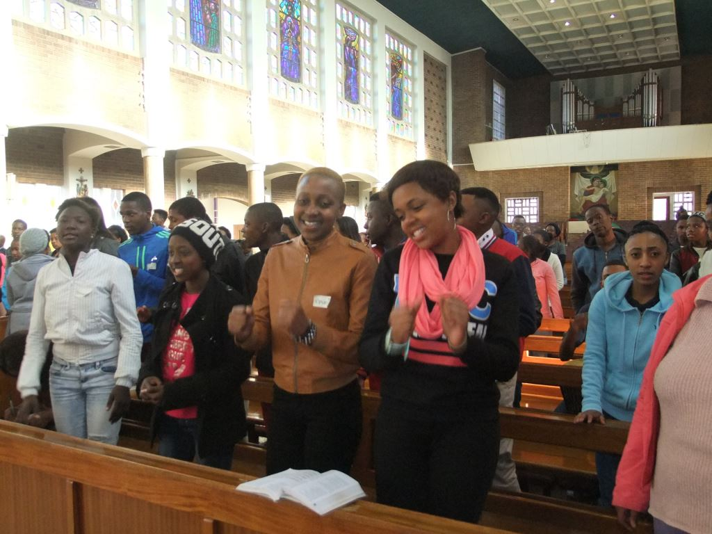 AJCYC Youth Conference at Our Lady of the Wayside
