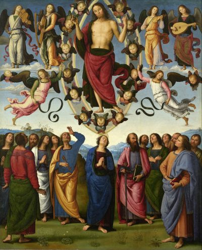 The Good News: Scott Hahn Reflects on the Ascension of the Lord