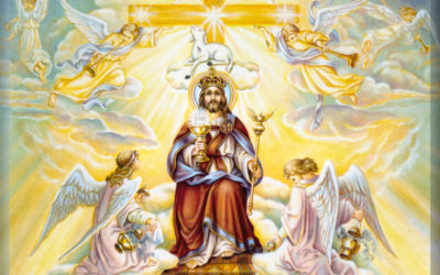 Christ the King Year C