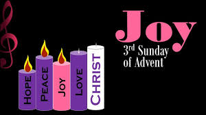 2019 3rd Sunday Advent