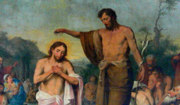 2020 Baptism of the Lord