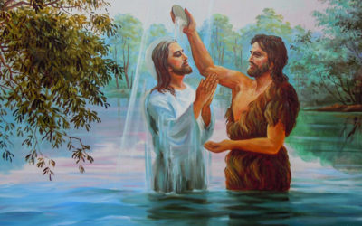 2021 The Baptism of Our Lord