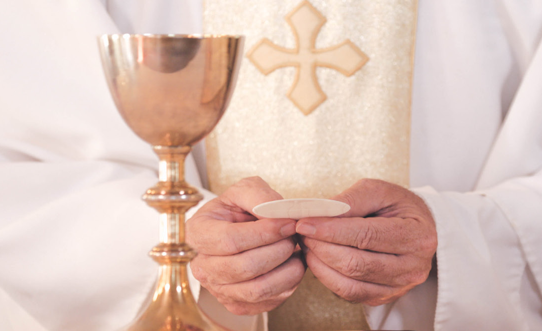 The Spirit and the Eucharist
