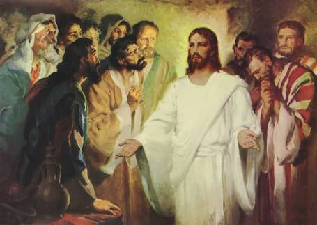 2021 3rd Sunday of Easter Year B
