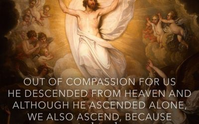2021 Feast of Ascension Year B